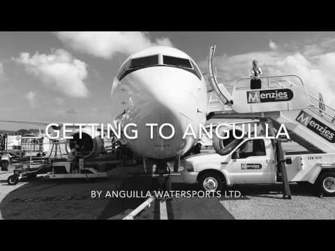 Getting to Anguilla
