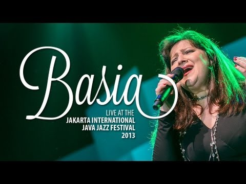 Basia  at Java Jazz Festival 2013