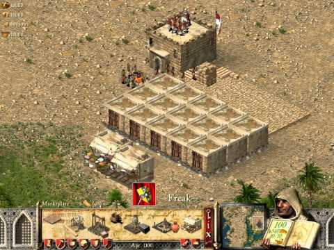 Stronghold - PC Game Trainer Cheat PlayFix No-CD No-DVD