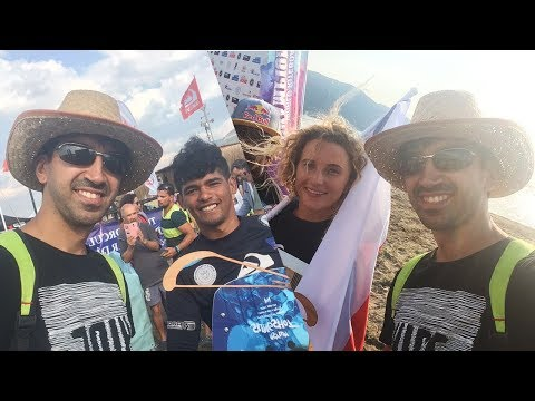 WORLD KITEBOARDING CHAMPIONSHIPS 2018 AKYAKA SUPER FINAL