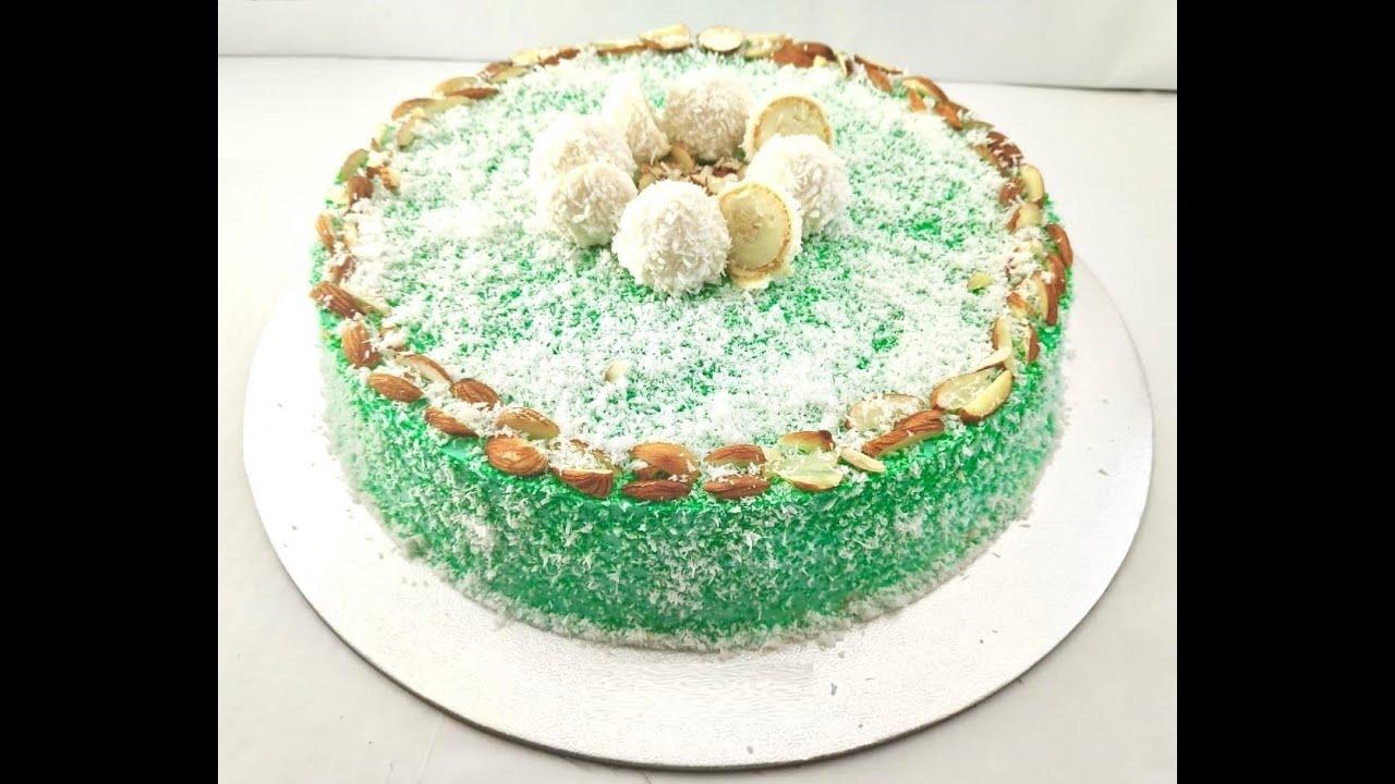 Birthday Cake Making In Malayalam