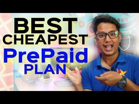 Best Cheapest Prepaid Plan with Data and Unlimited Calling for a Month | Data Dock