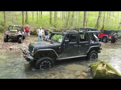 Off-road USA - Off Road In Sequatchie, TN