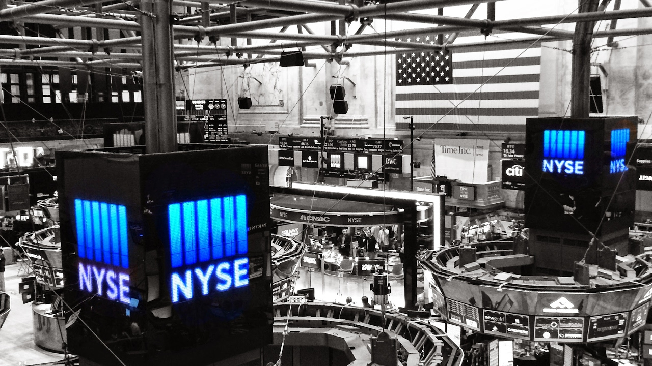 YPF Rings The NYSE Closing Bell