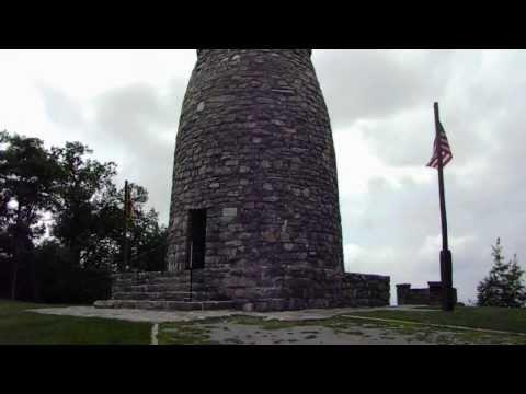 Historic Washington Monument In Boonsboro MD 8/7/2013