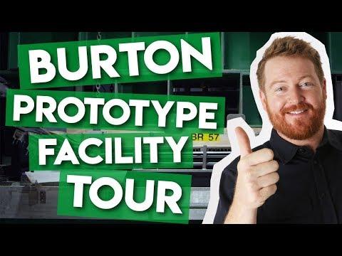 2018 Burton Craig's Prototype Facility Tour