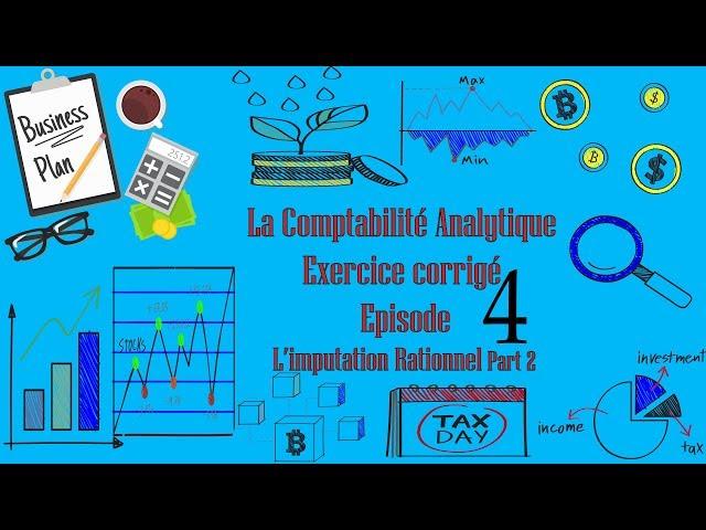 La 300 Economique :Exercice Corrigé De L'imputation rationnel Partie 2