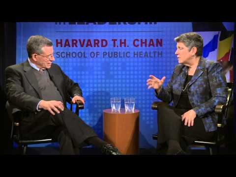 Difference Between Leadership and Management l Voices in Leadership l Janet Napolitano