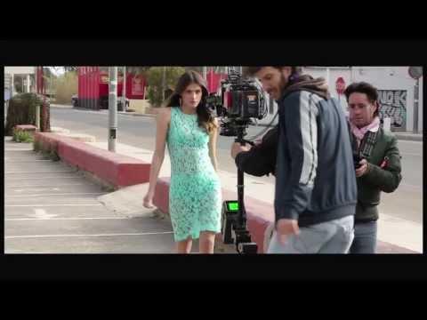 ELISA SEDNAOUI - MAKING OF PRIMAVERA 2014 DE 'EL CORTE INGLES'