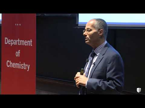 Provost Lecture: Omar Yaghi