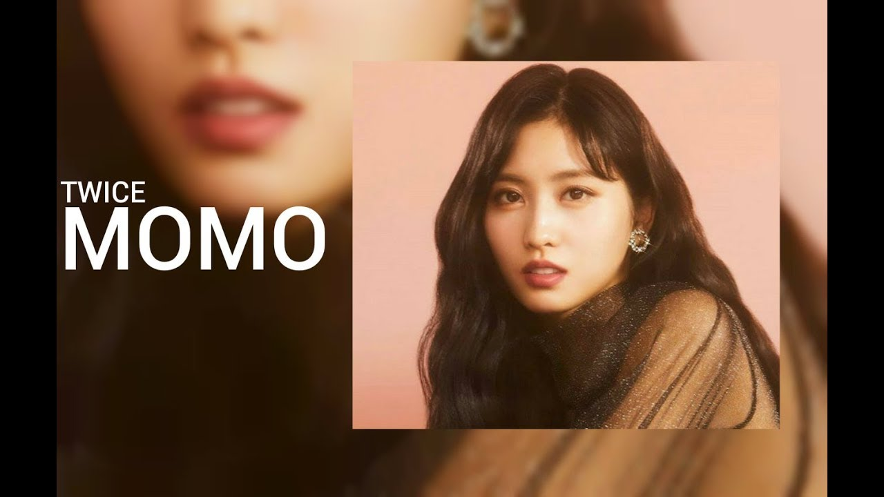 Download TWICE -「MOMO」(Japanese Line Evolution)