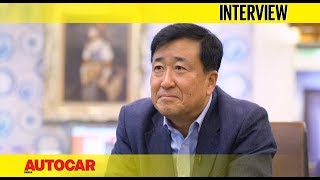 How big a deal is the new Santro? | Y K Koo, MD & CEO, Hyundai India Interview | Autocar India