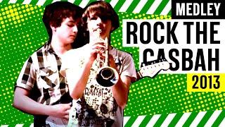 Medley - colo musique et cinéma pour ados ROCK THE CASBAH 2013