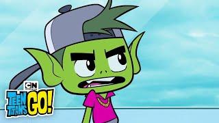 Teen Titans Go! | Beast Boy Bro Out!!! | Bro-Pocalypse | Cartoon Network This Week
