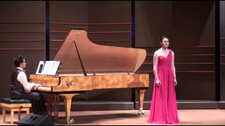 Hark The Echoing Air - Henry Purcell  - soloist - Anna Stephens