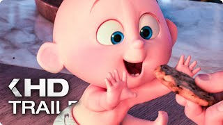 "INCREDIBLES 2 ""Cookie!"" Clip & Trailer (2018)"