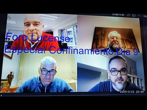 EPTV 📺 | Foro Lucense, ahora diario del confinamiento: día 9