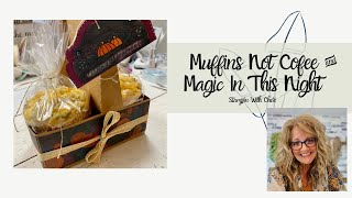 How to make: Muffin Cupcake Carrier (Not Coffee!) Stampin&#39 Up!