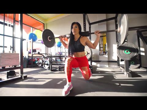 Cómo lograr Super Piernas con Ana Mojica Fitness en el gym