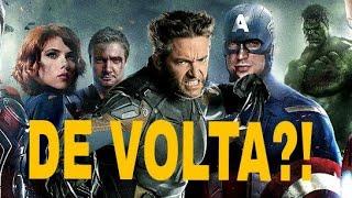 HUGH JACKMAN DE VOLTA EM VINGADORES?,FILMES DA DC ANUNCIADOS PELA WARNER[DAY REVIEW]