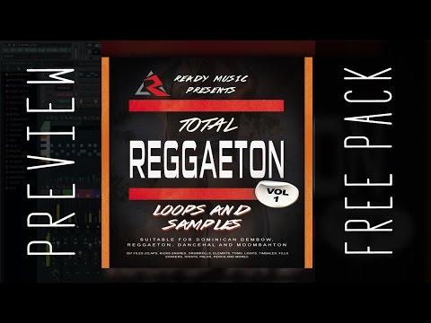 Total Reggaeton Loops and Samples