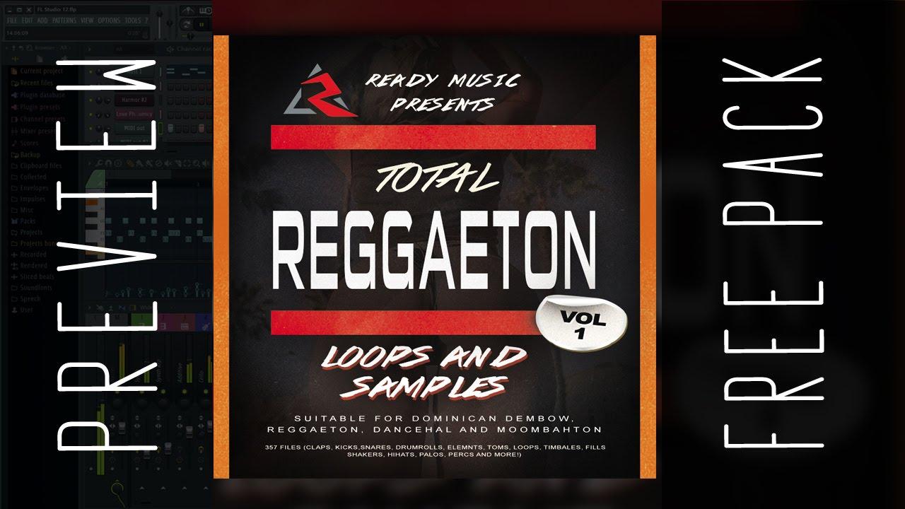 Samples de reggaeton para virtual dj.