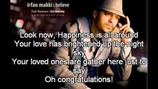 Irfan Makki Mabrook with Lyrics YouTube