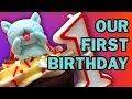 Cartoon Hangover's First Birthday!