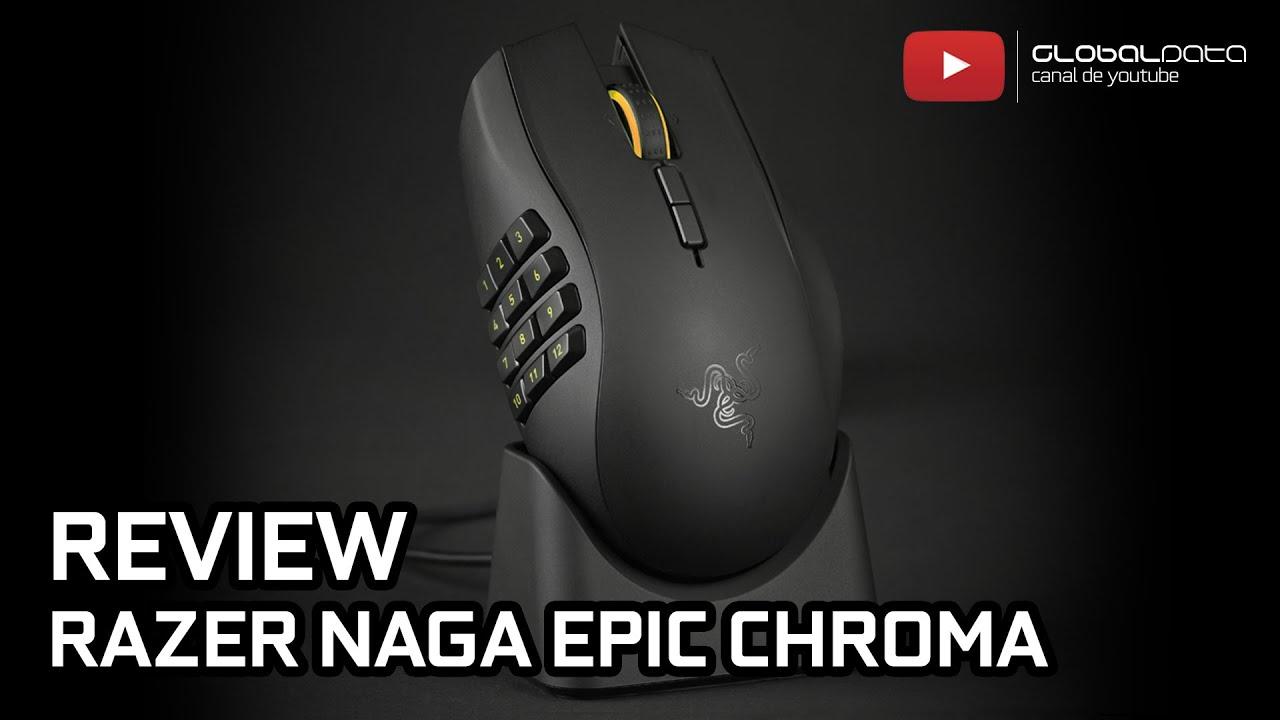 how to get razer naga chroma to work on ps4