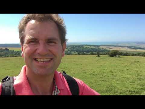 Alfriston East Sussex Countryside Walk 2017