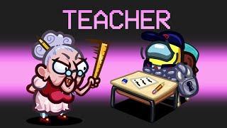 TEACHER IMPOSTER Mod iฑ Among us