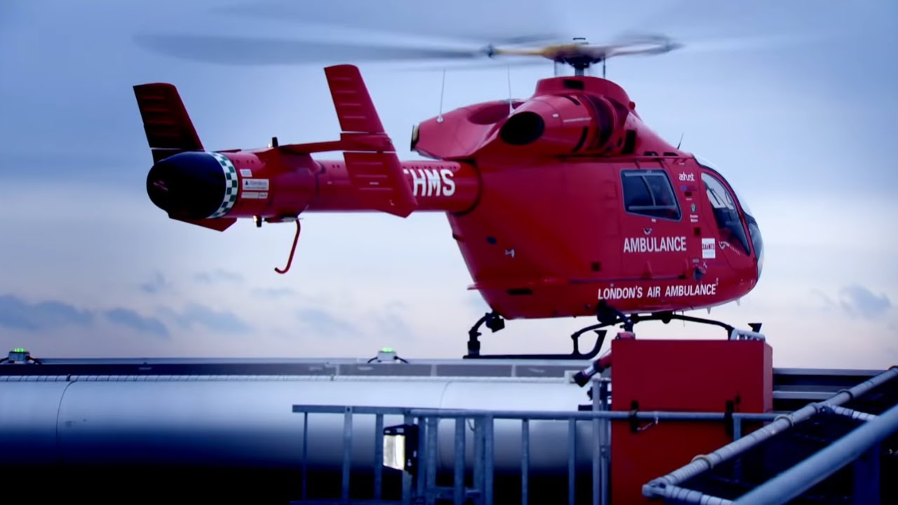 Download London's Air Ambulance is Dispatched to a Traffic Accident | Trauma Investigators Full Episode