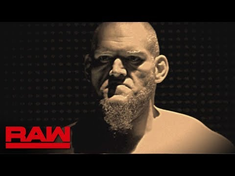 Lars Sullivan is coming: Raw, Nov. 19, 2018