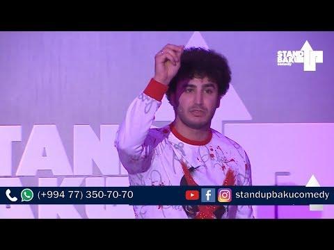 Ülvi Həsənli (Stand UP Baku 11-ci şou)