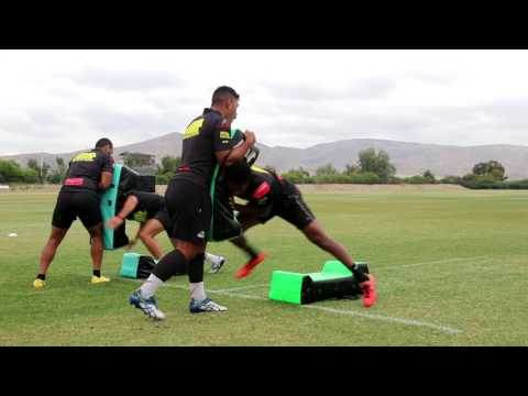 Improve Rugby – Half Moon Ruck Cleans