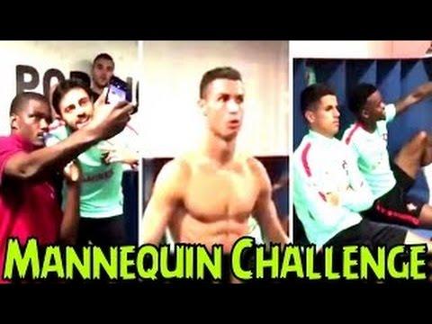 Luis Nani (manken challenge)