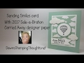 Sending Smiles Card Featuring Stampin'Up! Products