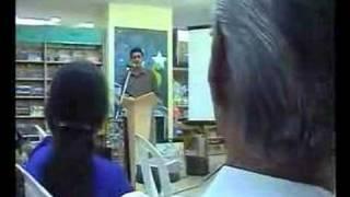 Vikram Sampath at the Crossword book reading Part1