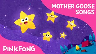 Video Twinkle Twinkle Little Star | Mother Goose | Nursery Rhymes | PINKFONG Songs for Children download MP3, 3GP, MP4, WEBM, AVI, FLV Januari 2018