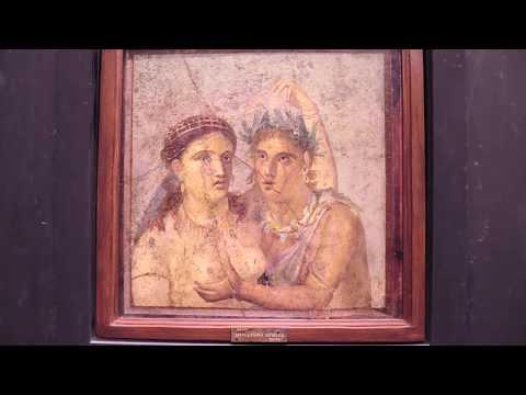 Napoli Museum (Part 4) Ancient Erotica with TravelArt - November 2019