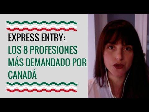 Inmigración Canadiense: Los 8 Profesiones Más Demandados por Canadá