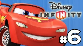 Disney Infinity - Gameplay Walkthrough - Cars Playset - Part 6 - Shifting Shiftwell (HD)
