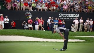 Winning and losing on the PGA TOUR