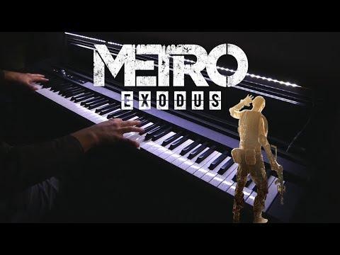 Metro Exodus - Race Against Fate (Piano Cover)