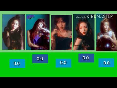 How would red velvet sing egostic by mamamoo