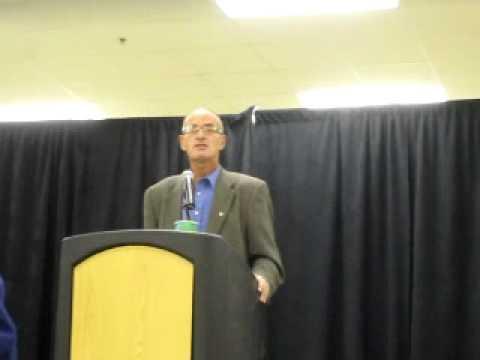 Dr Norman Finkelstein at UCF (part 1)