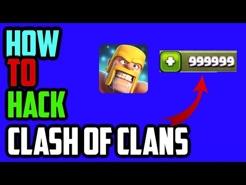 HACK Clash Of Clans 2018 No Generator