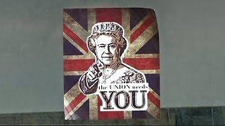 Flagge und Königin: Was tun im Falle einer schottischen Unabhängigkeit