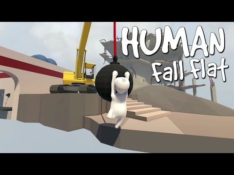 Human Fall Flat - Wrecking Ball - Part 3 [SOLO RUN]