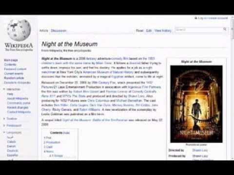 Wikipedia Game